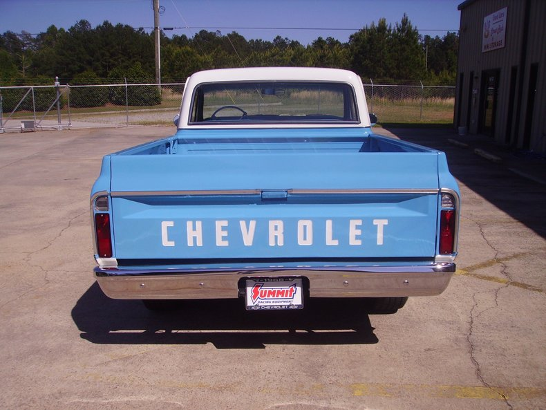 1968 chevrolet c10 custom