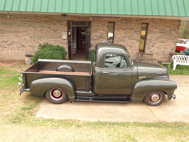 1948 chevrolet 3100 side step