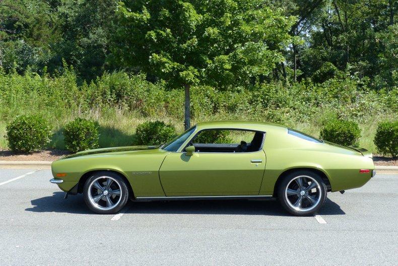 1970 chevrolet camaro z28