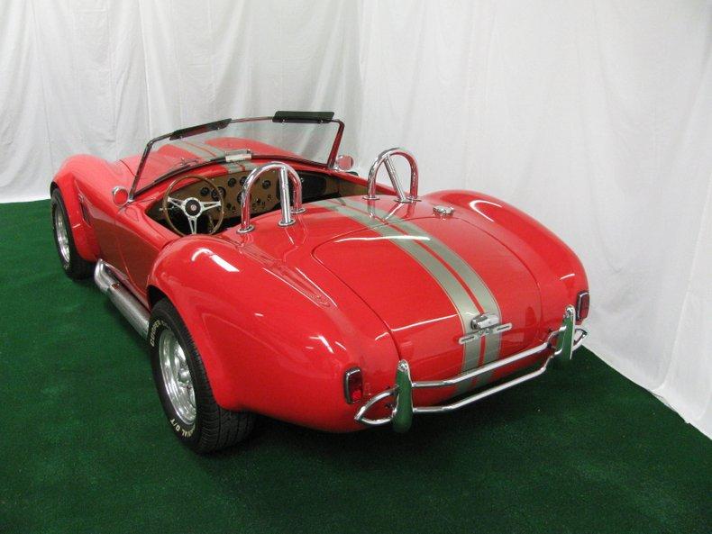 2005 cobra replica