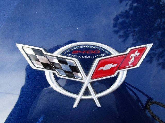 2004 chevrolet corvette commemorative edition