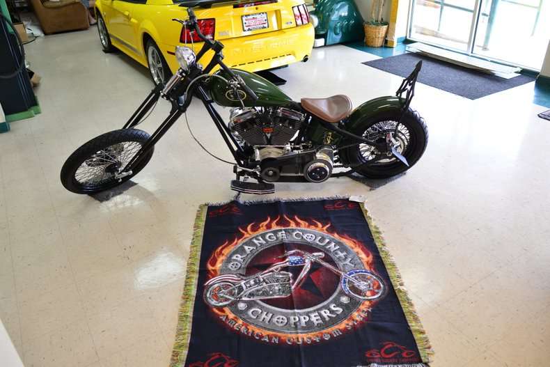 2005 orange county chopper sr series custom rigid