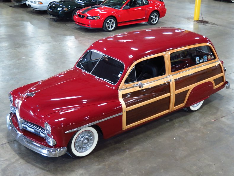 1950 Mercury Woody