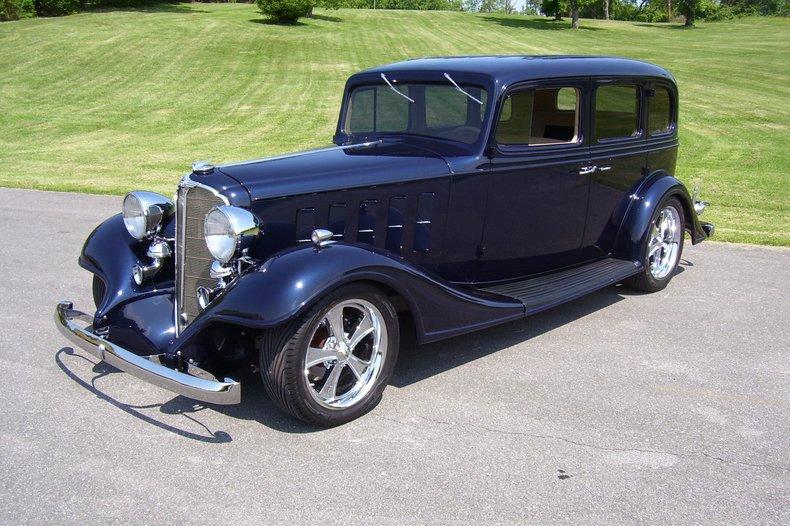 1933 Buick Model 67
