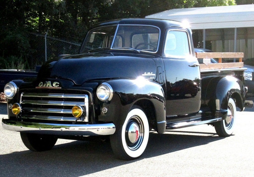 1950 gmc 100 5 window