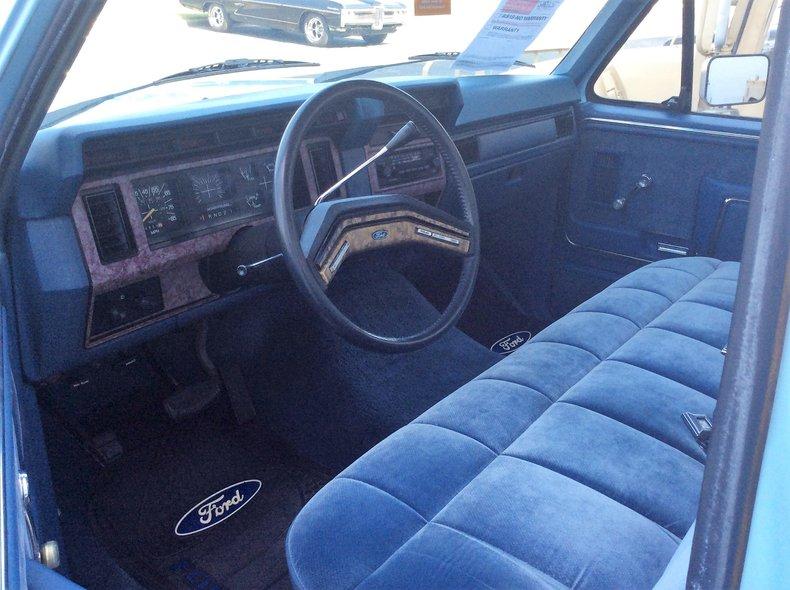 1985 ford f150 lariat