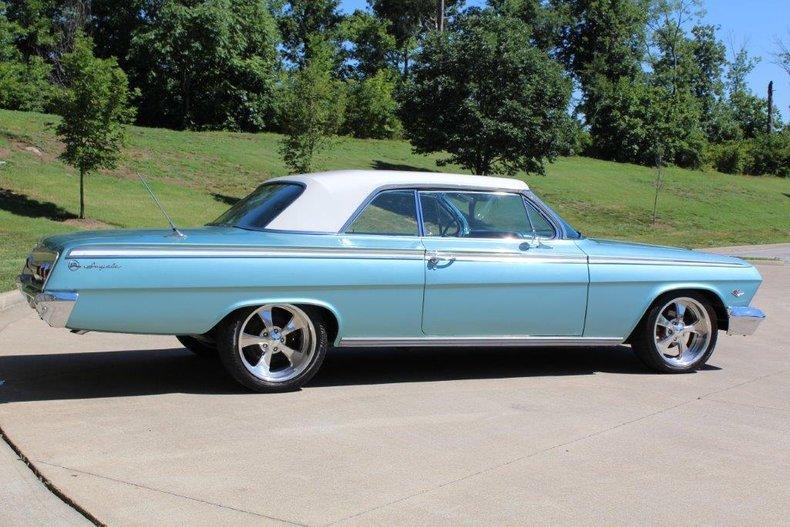 1962 chevrolet impala resto