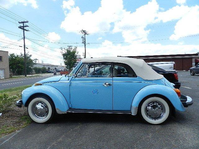 1975 volkswagen beetle cabriole