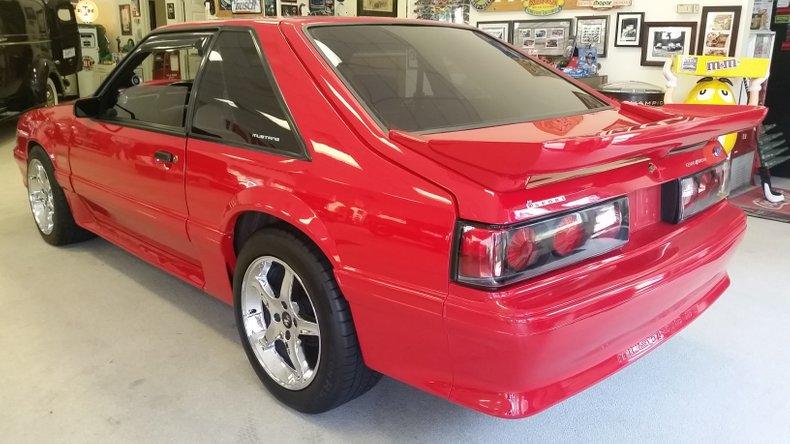 1993 ford mustang gt custom
