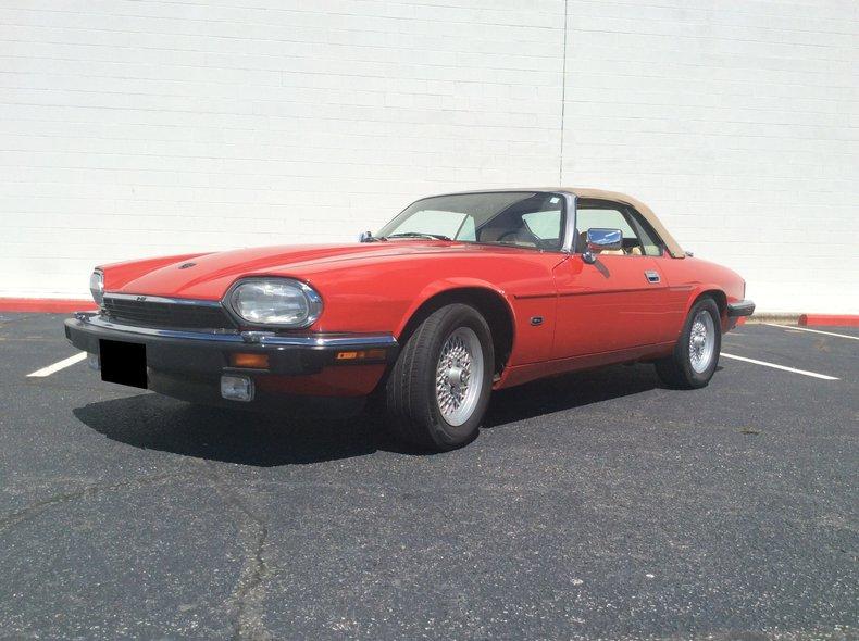 1992 jaguar xjs u12