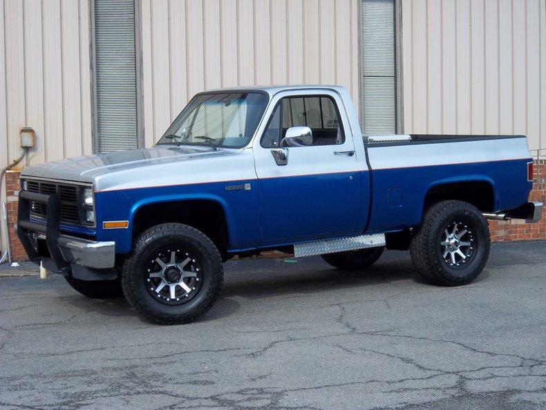 1987 GMC Sierra
