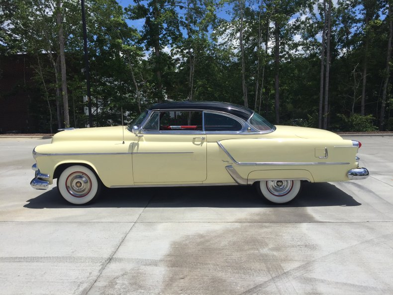 1953 oldsmobile 98 holiday coupe