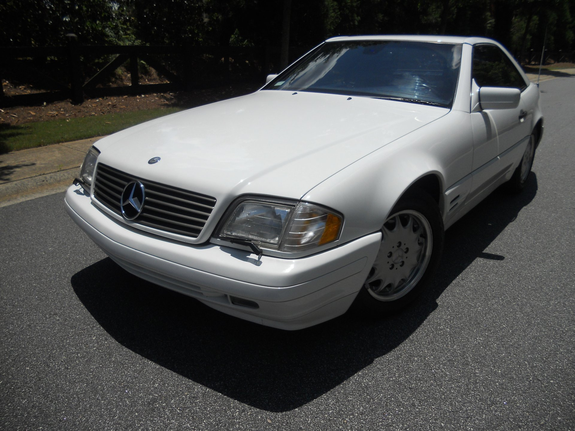 1998 mercedes benz sl500