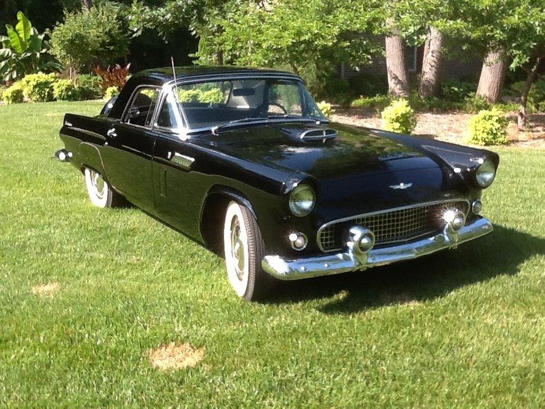 1956 ford thunderbird xa