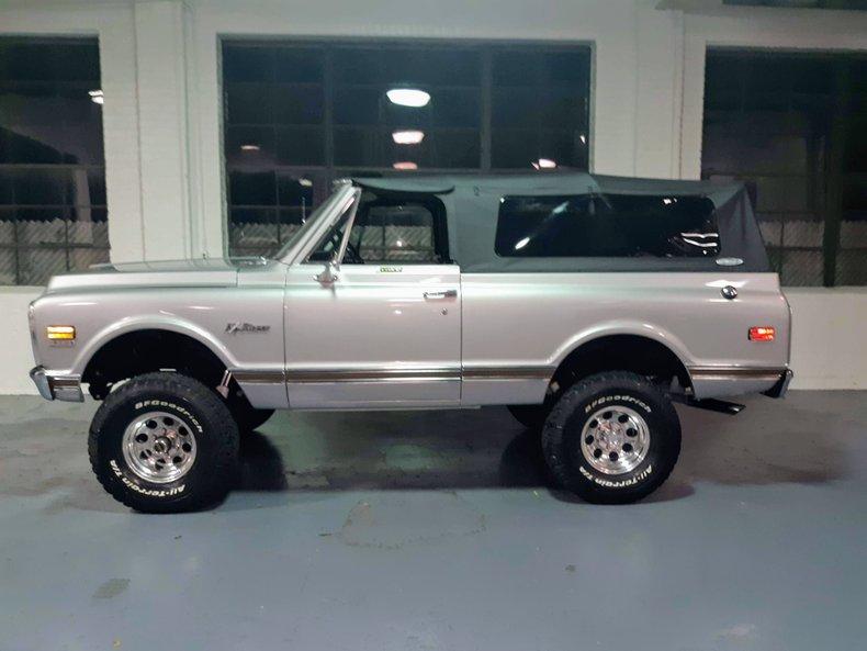 1971 Chevrolet K-5 Blazer