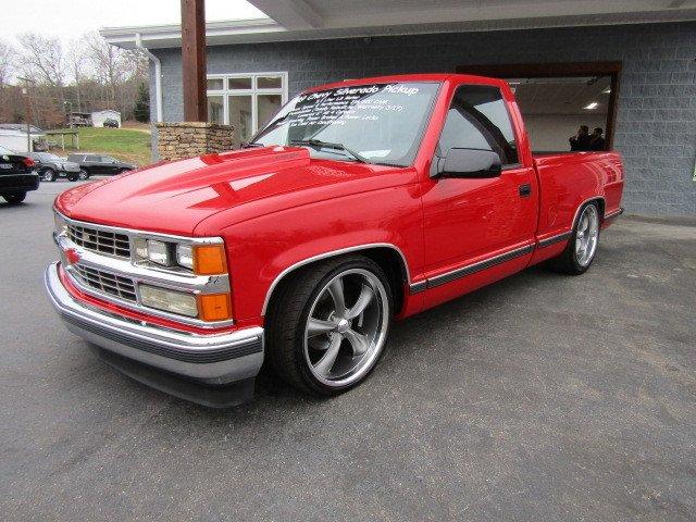1989 chevrolet c k 1500