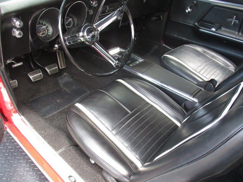 1967 chevrolet camaro ss rs