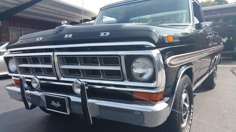 1971 ford f100 ranger