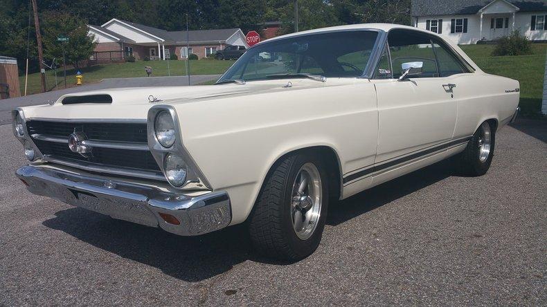 1966 ford fairlane 500 xl