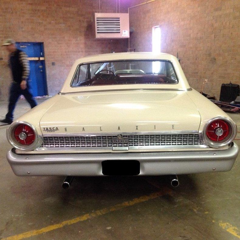 1963 ford galaxie 500 lightweight clone