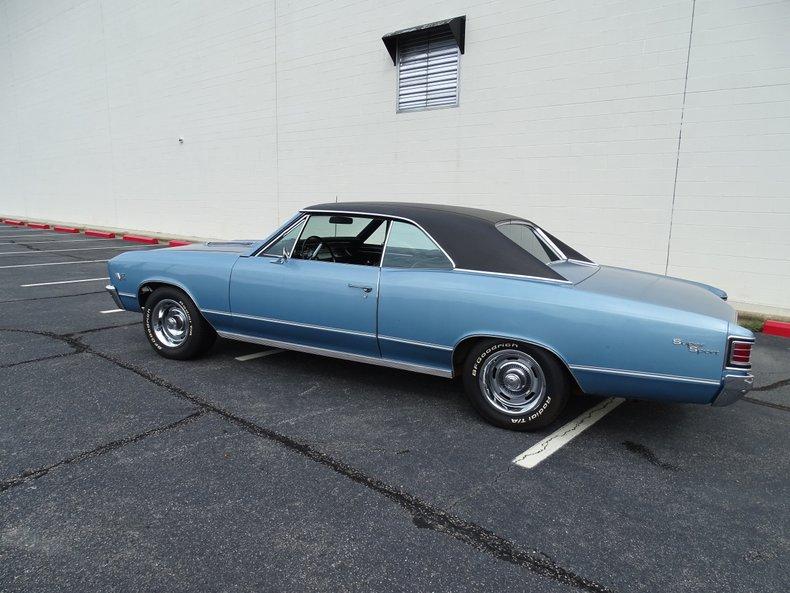 1967 Chevrolet Chevelle | GAA Classic Cars
