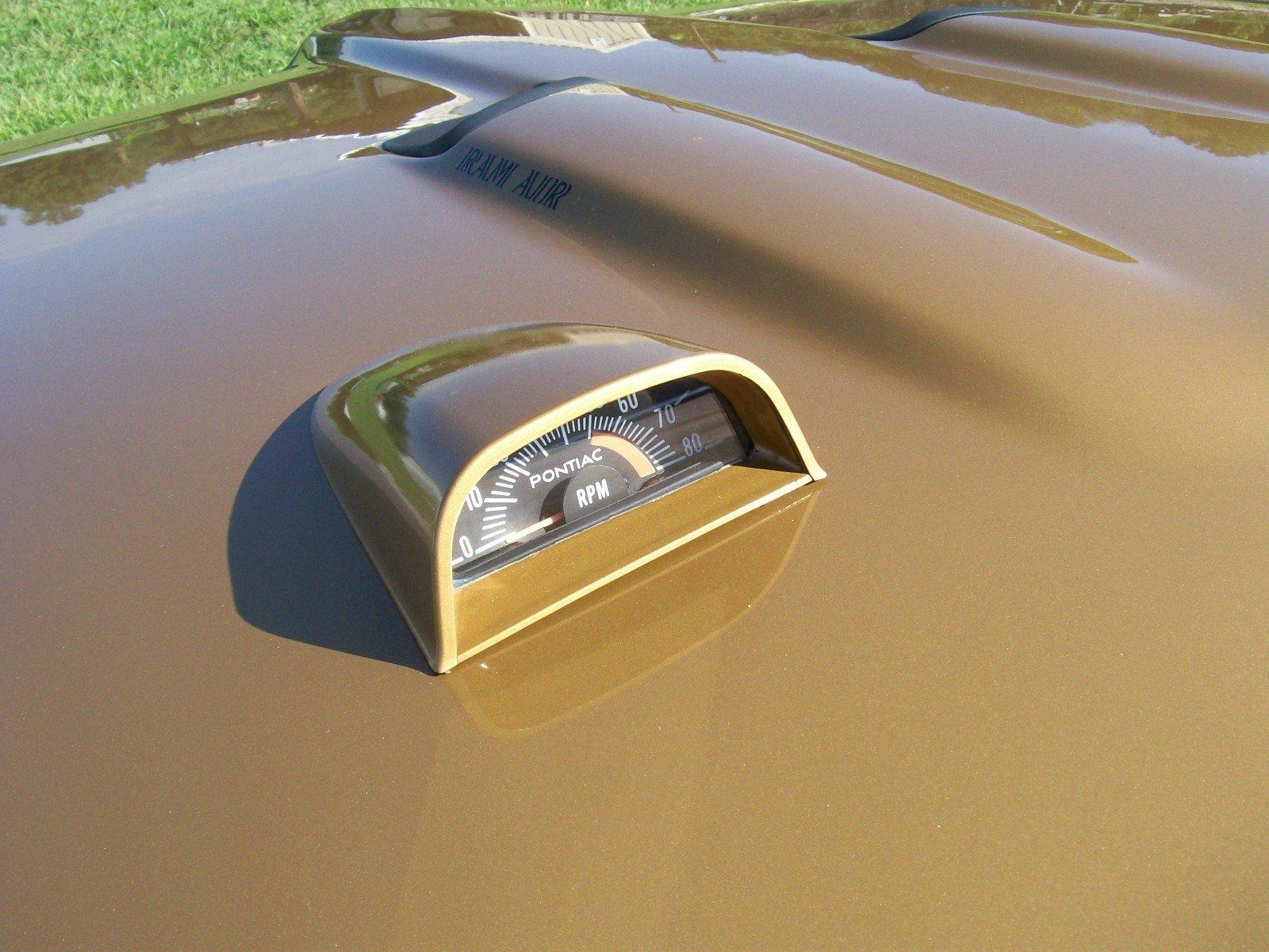 1970 Pontiac Gto The Judge Gaa Classic Cars Hood Tach Wiring Diagram 400 Cid 366hp Ram Air Iii 4 Speed Manual Transmission