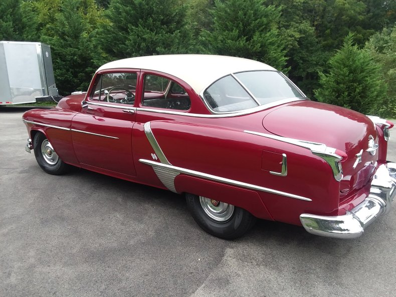 1952 oldsmobile rocket 88
