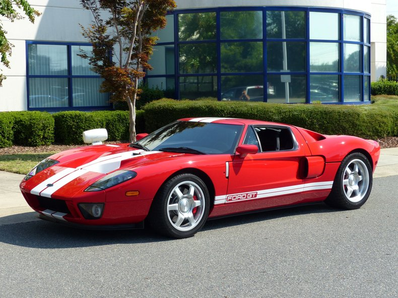2005 Ford GT 1