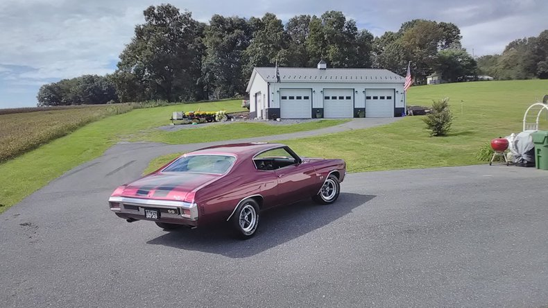 1970 chevrolet chevelle ss 454 tribute