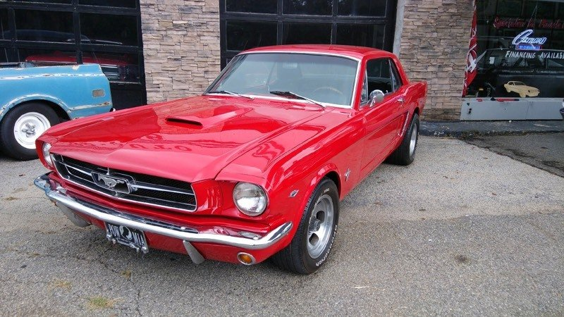 1965 Ford Mustang   GAA Classic Cars