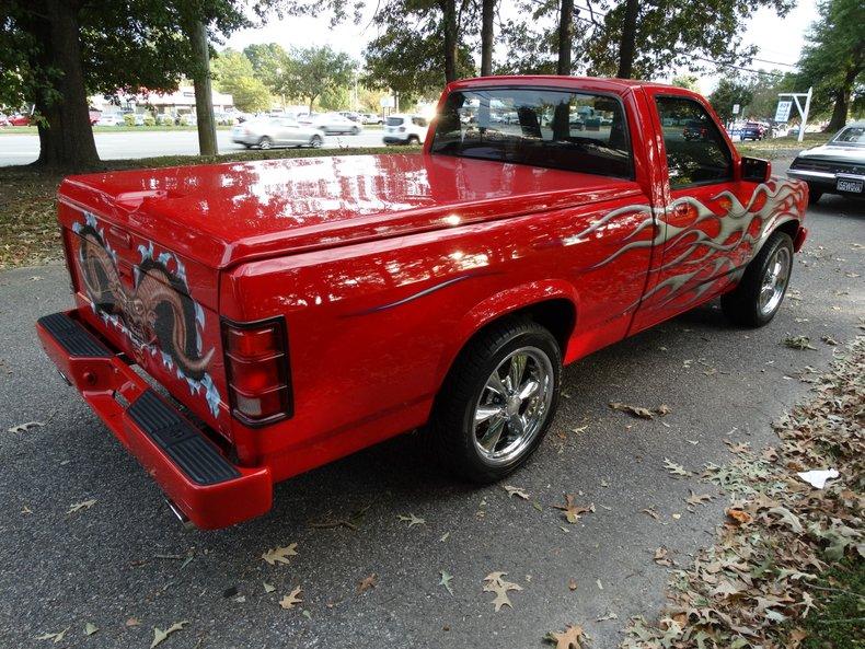 1993 Dodge Dakota Gaa Classic Cars