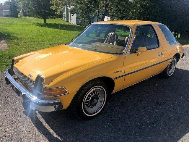 1975 american motors pacer