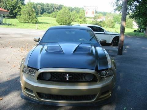 2013 ford mustang boss 302 smokey yunick edition