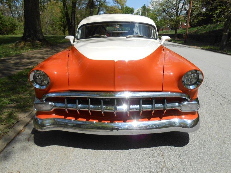 1954 chevrolet delivery sedan