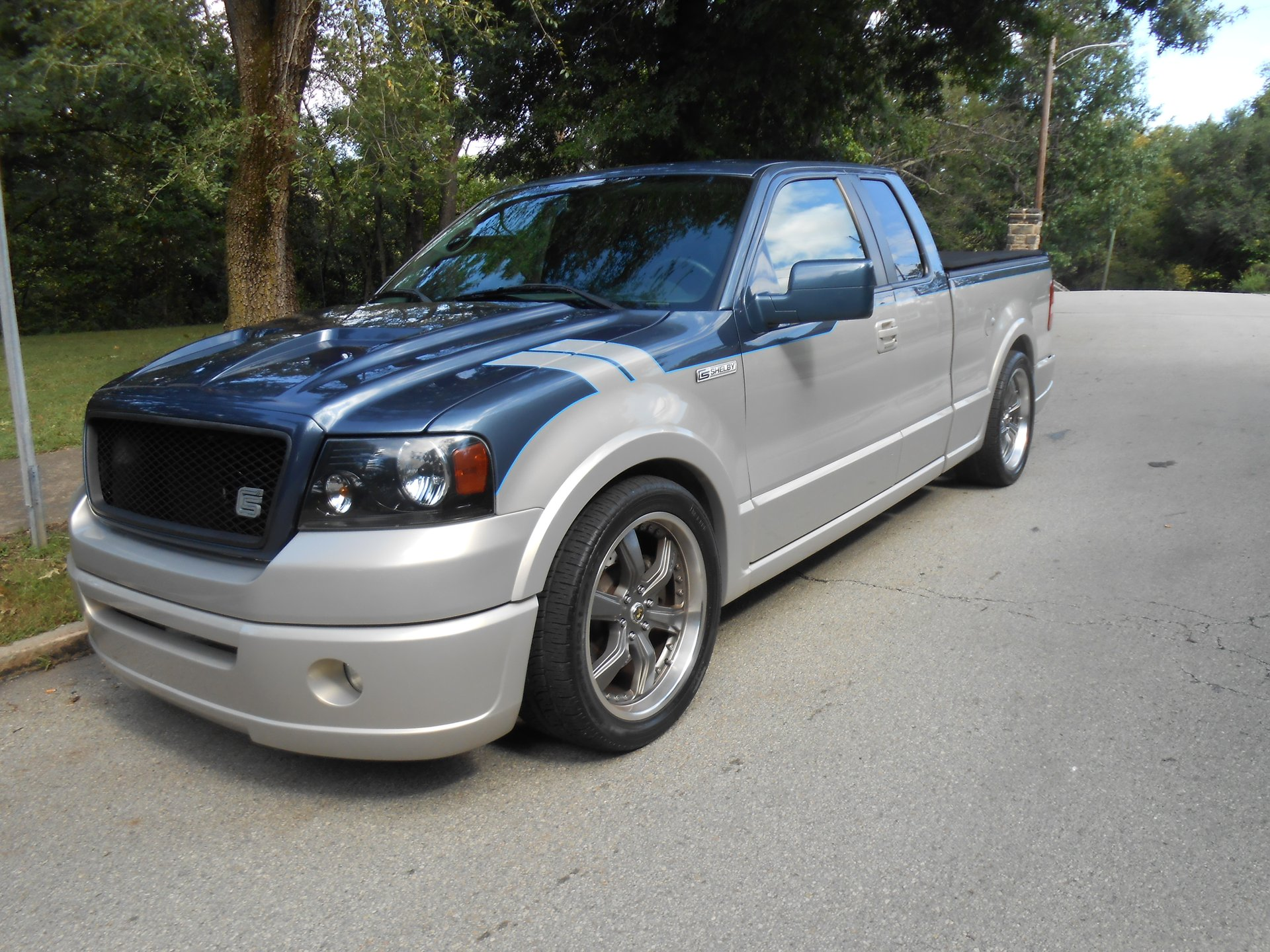 2006 ford shelby gt 150 lariat