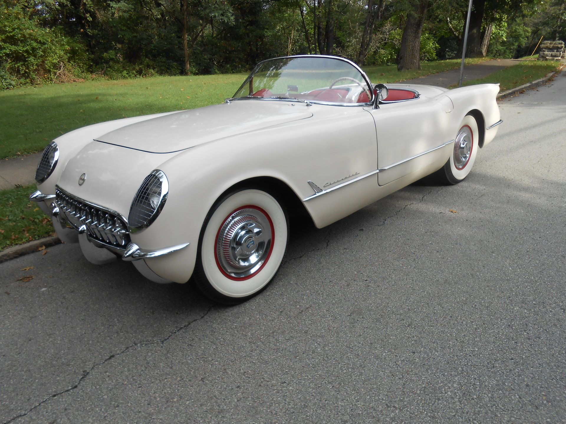 1954 chevrolet corvette