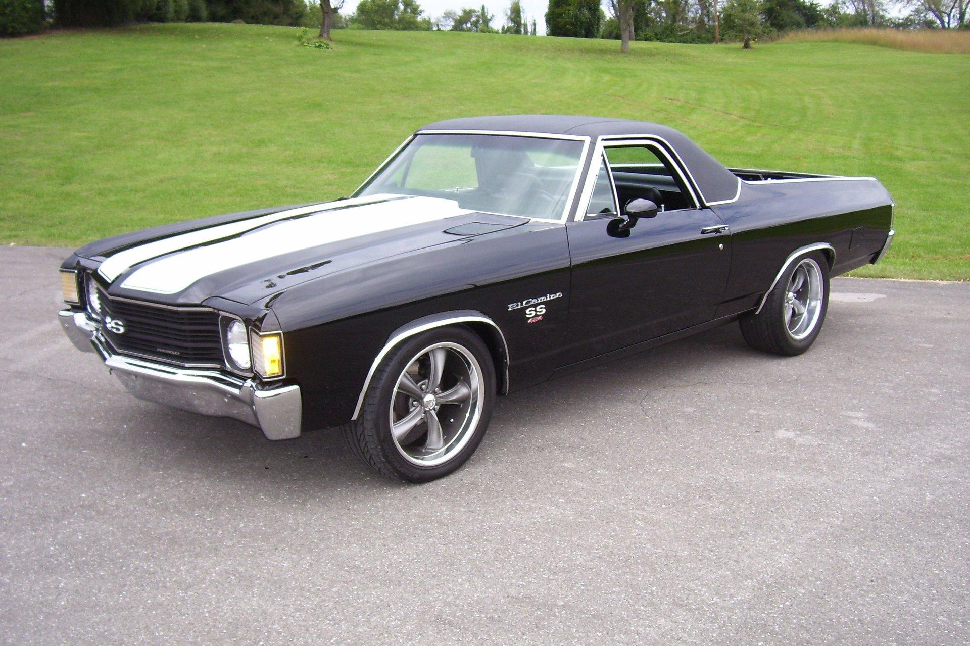 1972 Chevrolet El Camino Gaa Classic Cars