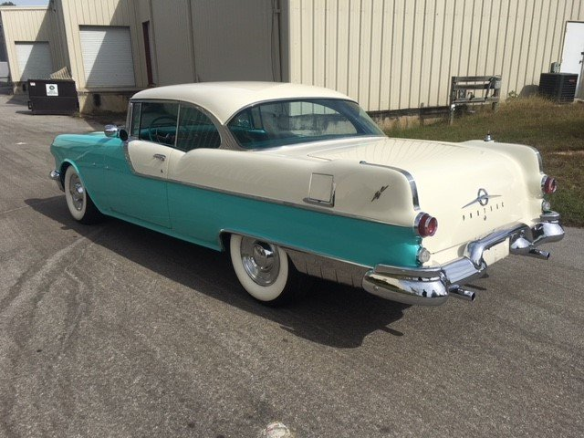 1955 pontiac star chief catalina