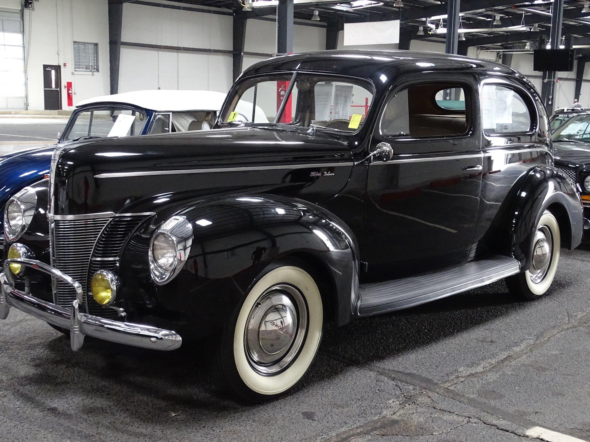 1940 ford tudor sedan