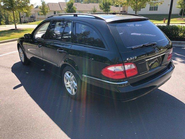 2004 mercedes benz e320 sw