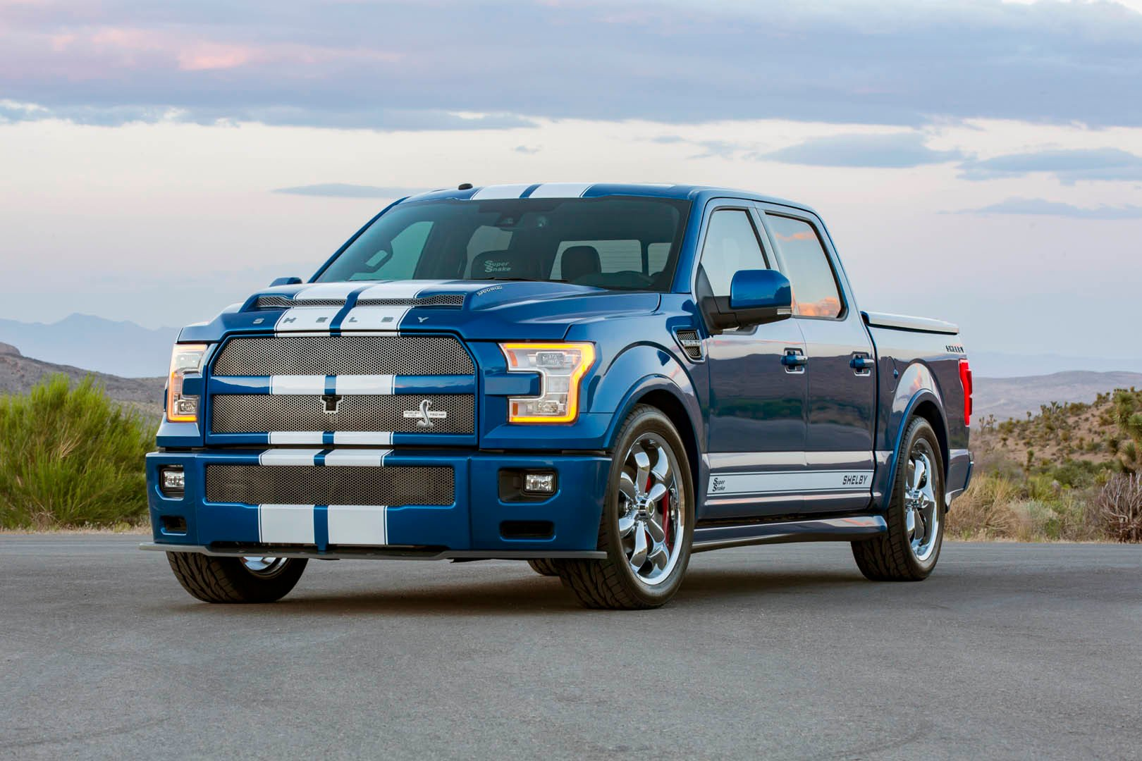 2018 ford f150 shelby super snake
