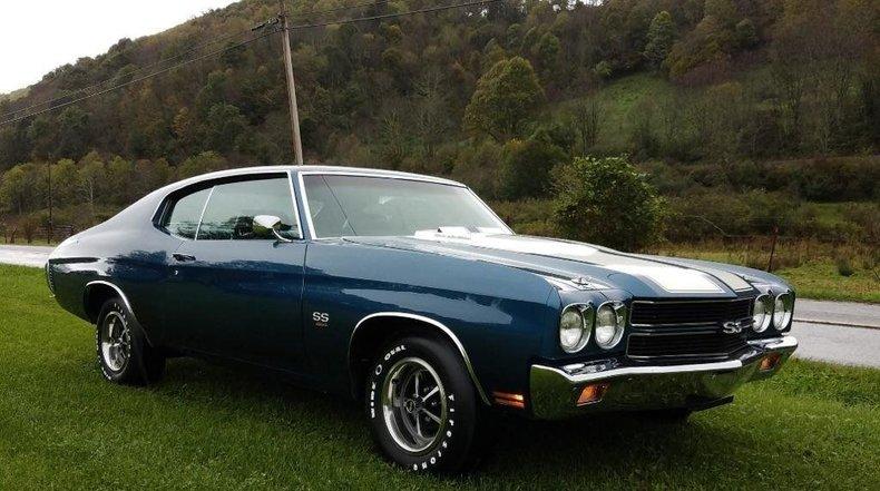 1970 Chevrolet Chevelle | GAA Classic Cars