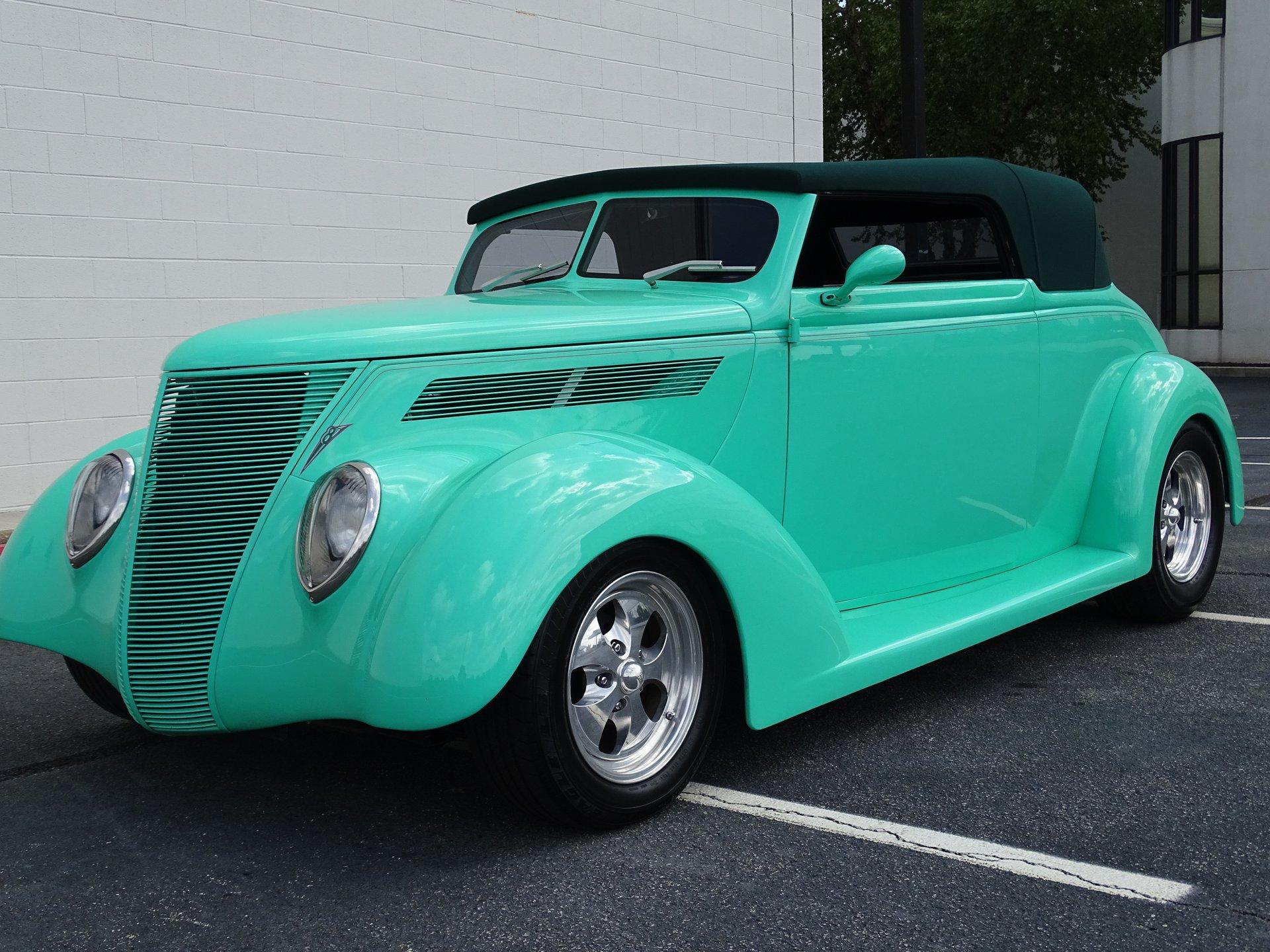 1937 ford replica cabriolet