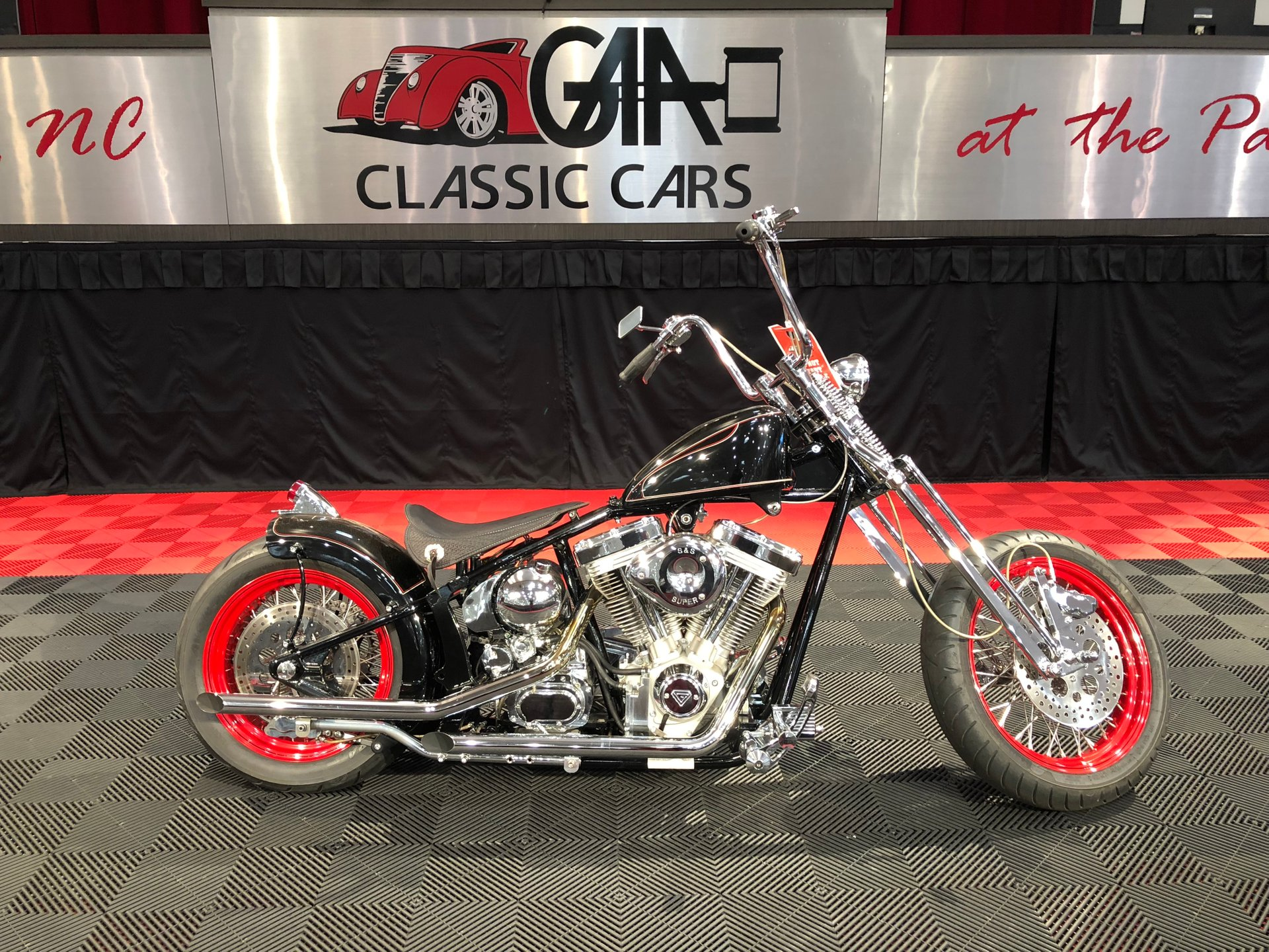 2008 grandeur custom cycle