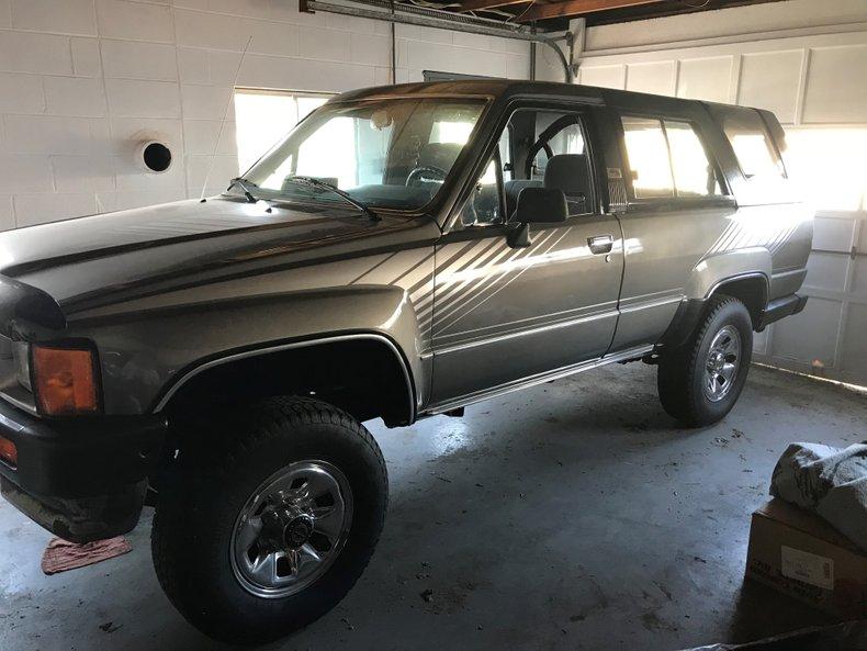 1987 Toyota 4-Runner