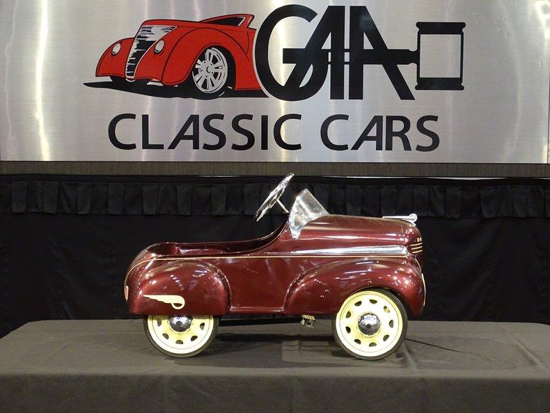 Dodge Pedal Car