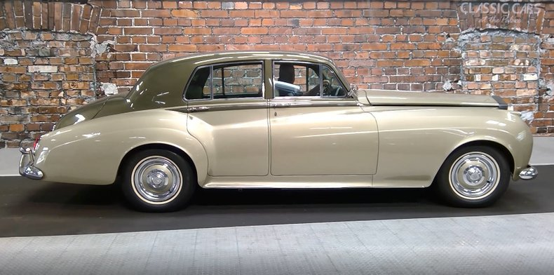1961 Rolls Royce Silver Cloud II Saloon