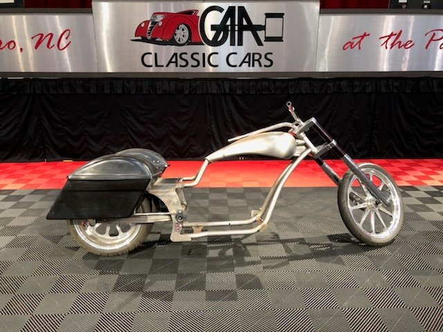2007 grandeur softail rolling chassis