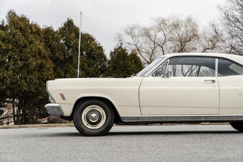 1966 ford fairlane 500 427 r code