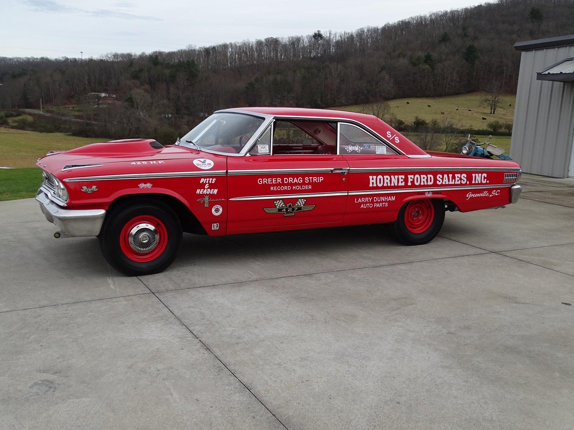 1963 Ford Galaxie | GAA Classic Cars